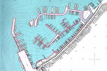 Slikovni rezultat za luka nautičkog turizma vela luka